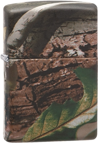 Realtree Camouflage Design Lighter