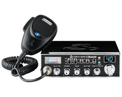 29 LTD Classic 40 Channel Mobile CB Radio with Bluetooth Technology