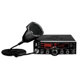 Canadian Compliant 29LX CB Radio With Noaa Weather & 4-color LCD Display