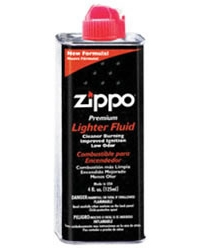 4oz. Lighter Fluid - 12 per Pack, Minimum Order