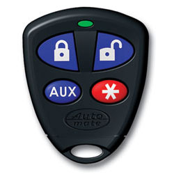 4-Button Replacement/Add-On Transmitter Remote for Automate Systems