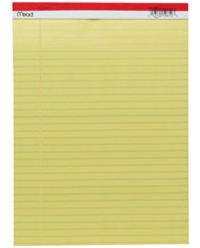 "8.5"" x 11\"" Legal Pad - 50 Sheets"