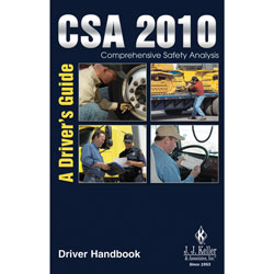 CSA 2010 Comprehensive Safety Analysis Driver Handbook