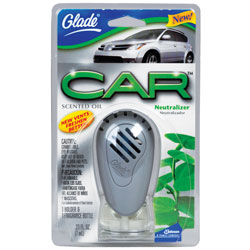Car Vent Clip Scented Oil Fragrance - Neutralizer Scent