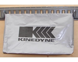 "14"" x 24\"" Strap Storage Bag for Horizontal E or A Style Logistic Track"