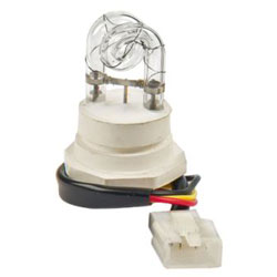Replacement Strobe Bulb Clear