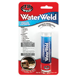 2 oz. WaterWeld Water Proof Epoxy Putty