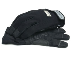 General Purpose Job 1 Padded Palm Glove with Adjustable Wrist - Large 1 Pair