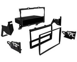 metra 997422 nissan sentra 2007 2 din turbo kit 12volt. Black Bedroom Furniture Sets. Home Design Ideas