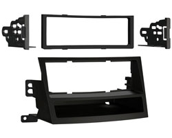2010 Subaru Outback/Legacy Single DIN Turbo Kit - Black