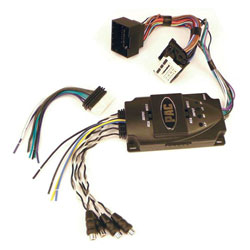 Add-An-Amp Interface for Select 2010 GM Vehicles with 44-Pin Harness