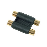 Dual Coupler RCA-Type Jacks