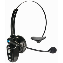 Bluetooth Noise-Canceling Wireless Headset