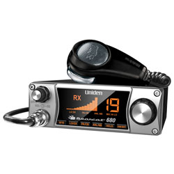 Bearcat 680 40 Channel CB Radio