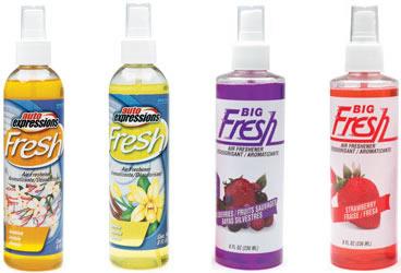 Medo Brp Med 8oz Big Fresh Air Freshener Pump Spray