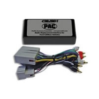 Radio Replacement Interface for MSCAN Databus - Select 05-Up Ford/Lincoln/Merc