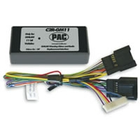 Radio Replacement Interface for GM LAN Vehicles without OnStar - 2007-Up Chevys