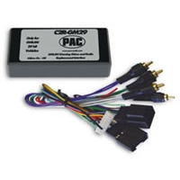 Radio Replacement Interface for GM LAN Vehicles without OnStar - 2006-Up GMs
