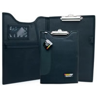 "Padded Clipboard with Inside Pockets - 9.25"" x 12.5"""