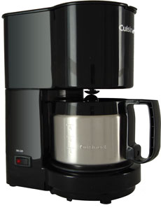 Cuisinart Quick Brew 4 Cup 12 Volt Coffee Maker