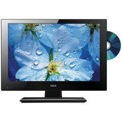 Rca Decg22dr 22 12volt Led Tv Dvd Combo 12volt Travel 174