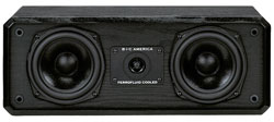 125 Watt 2-Way Center Channel Speaker