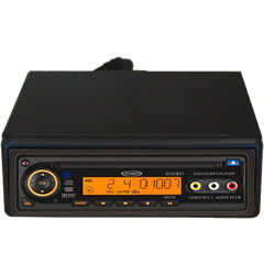 12 Volt DVD Player in Housing