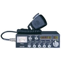 40 Channel AM/SSB Mobile CB Radio with 5-Digit Frequency Display