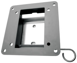Universal Fixed Wall Mount for LCD TV with 0deg - 7deg Angle