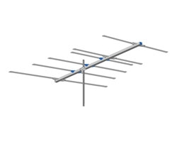 70 FM Triple Driven-Directional HD-Radio Ready Antenna - 88-108MHz