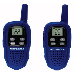 FRS/GMRS 2-Way Radios - 10 Mile Range