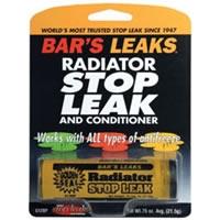 alumaseal radiator stop leak instructions