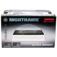 NightHawk Ultra Bright Halogen Low Beam Headlight - 4 Lamp