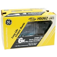 Long-Life Halogen Low Beam Headlight - 4 Lamp