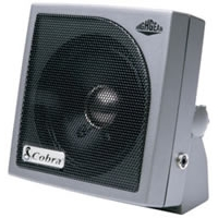 "4"" Dynamic Noise Canceling CB Extension Speaker with Talkback - 15 Watts"