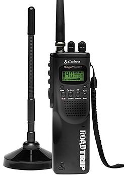 Cobra Hhroadtrip Hh Road Trip Handheld Cb Radio With