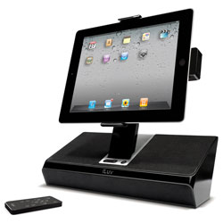 Stereo Speaker Dock for iPad, iPhone and iPod
