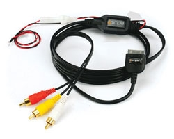 Audio & Video Interface Cable for iPod (Replaces ICAV2)