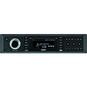 Jensen Jwm90a Wallmount Rv Stereo With Dvd And Bluetooth