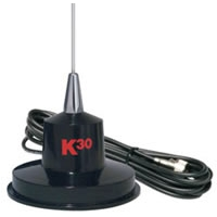 "35"" Magnet Mount Stainless Steel CB Antenna - 300 Watts"