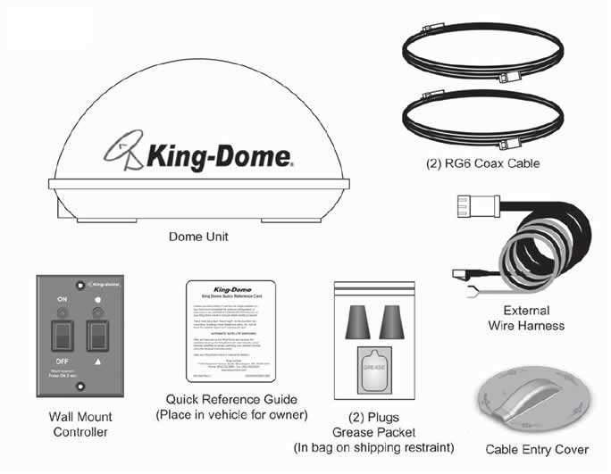 KD 2200_3 satellite tv for rvs truckers portable satellite dish bell hd satellite dish wiring diagram at readyjetset.co