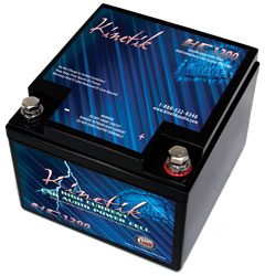 1200 Watt 12-Volt High Current Audio Power Cell