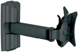 LCD TV Wall Mount - Rotate, Swivel, & Tilt for 12 to 37 inch Screens