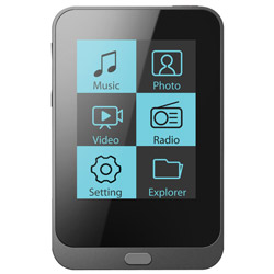 Touch Screen MP3 Player