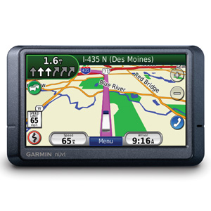 Garmin Truckers GPS Navigation with Truck Routes