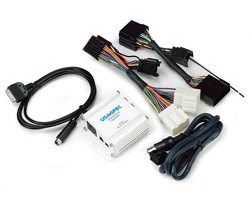 iPod Interface Cable with Auxiliary Input - Older Ford/Lincoln/Mercury