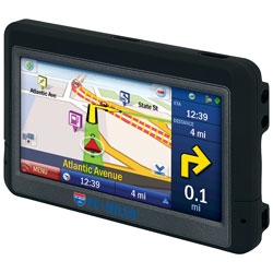 Navigator 450 All-In-One GPS for Truck Drivers