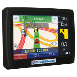 "Truck Routing GPS with 5"" LCD"