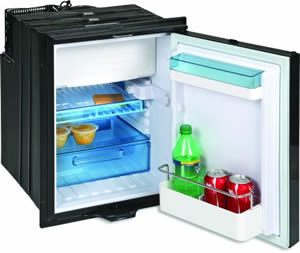 Dometic Pp607126 Semi Truck Refrigerator Freezer For