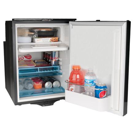 Dometic Ppcrx50 Semi Truck Refrigerator Freezer 12volt